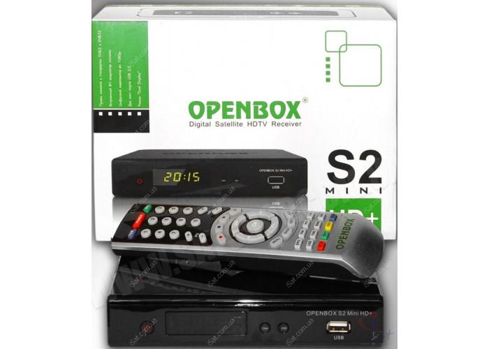 Спутниковый ресивер Openbox S2 HD+ mini RF
