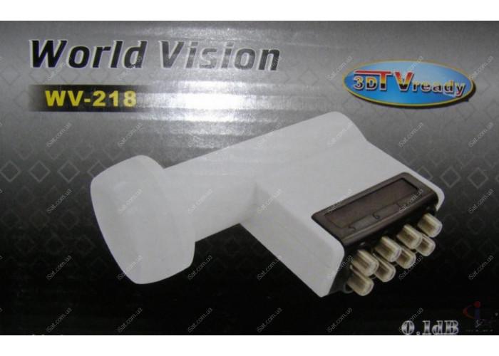 Конвертор Octo World Vision WV-218