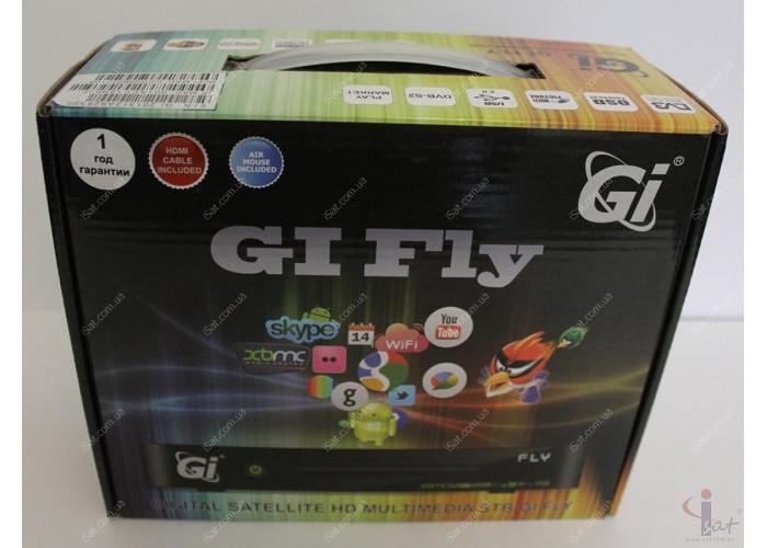 Спутниковый ресивер Gi Fly