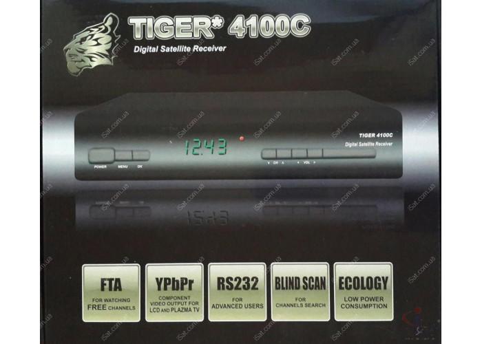 Спутниковый ресивер Orton-Tiger 4100C