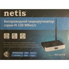 Маршрутизатор Wi-Fi Netis WF2411