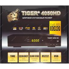 Спутниковый ресивер Tiger 4050 HD