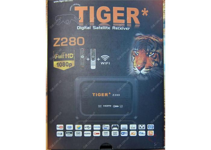 Спутниковый ресивер Tiger Z280 HD