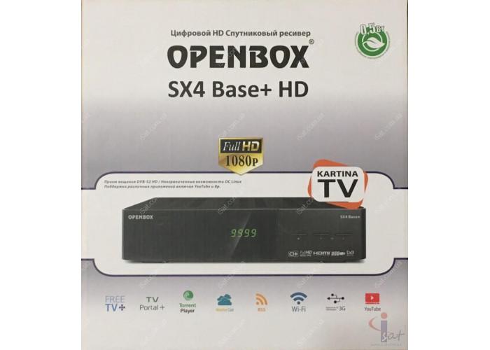 Openbox SX4 Base+