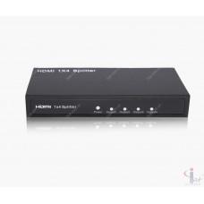 HDMI Splitter Amplifier1x4