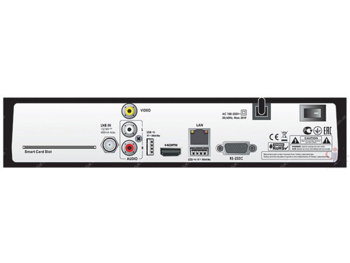 Спутниковый ресивер Openbox SX4 C Base HD