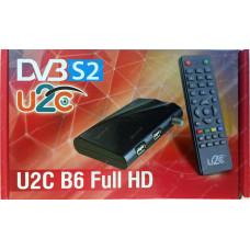 Спутниковый ресивер U2C B6 HD