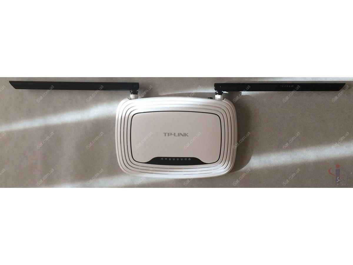 Маршрутизатор Wi-Fi TP-Link TL-WR841N (Польша)