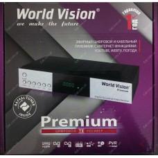 Эфирный цифровой ресивер World Vision Premium
