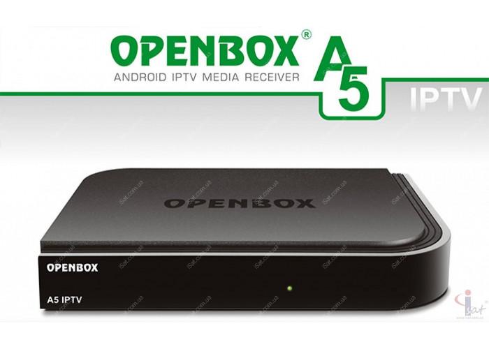Мультимедийная приставка Openbox A5 IPTV