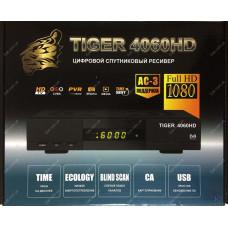 Спутниковый ресивер Tiger 4060 HD