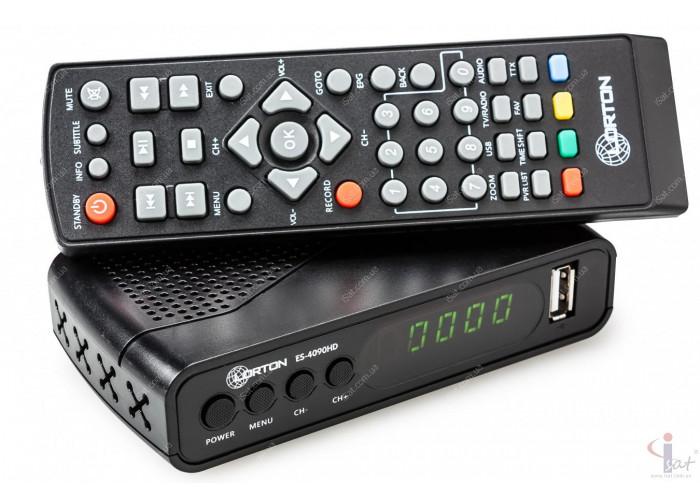 Эфирный цифровой ресивер LORTON ES-4090HD