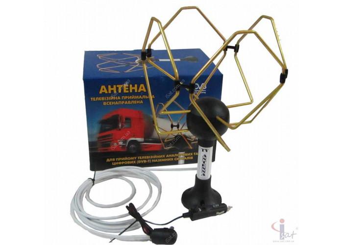 Антенна эфирная Автомобильная Vector АТВ-3А