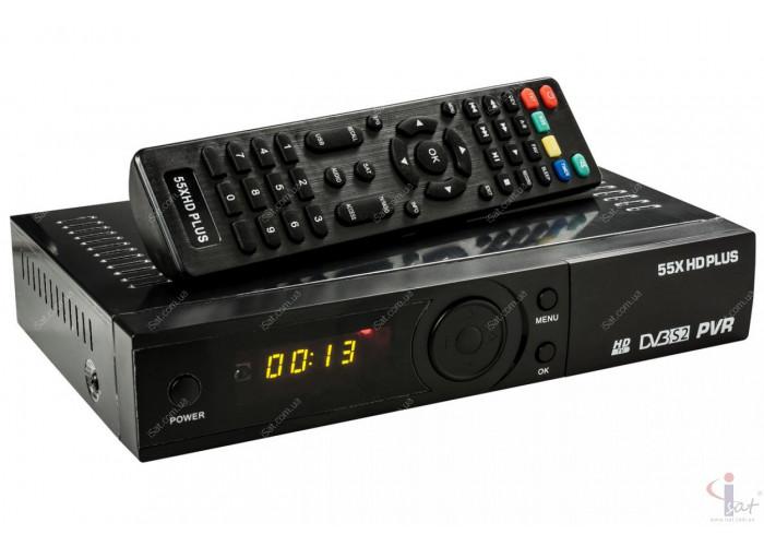 55X HD Plus CA с картоприемником