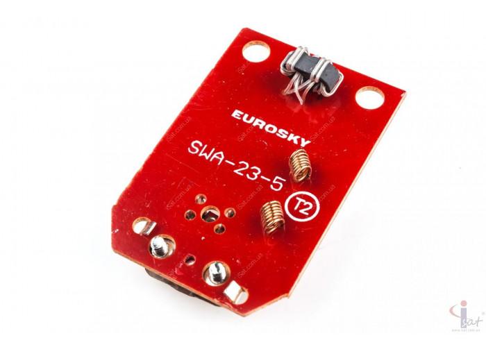 Усилитель антенный SWA-23-5 DVB-T2 23дБ