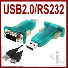 Переходник USB 2.0-COM