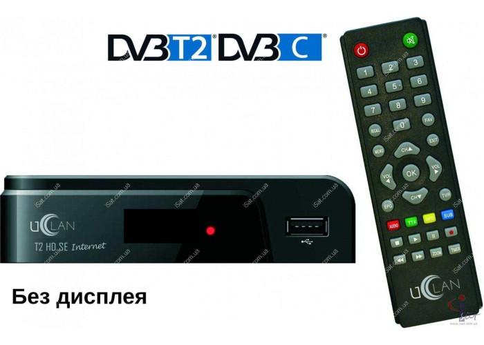 uClan T2 HD SE Internet без дисплея