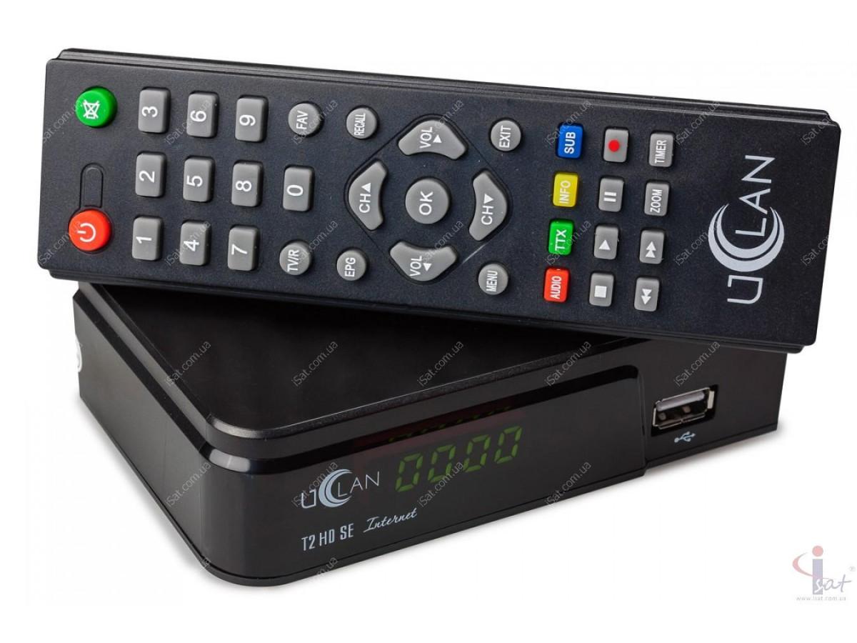 uClan T2 HD SE Internet с дисплеем