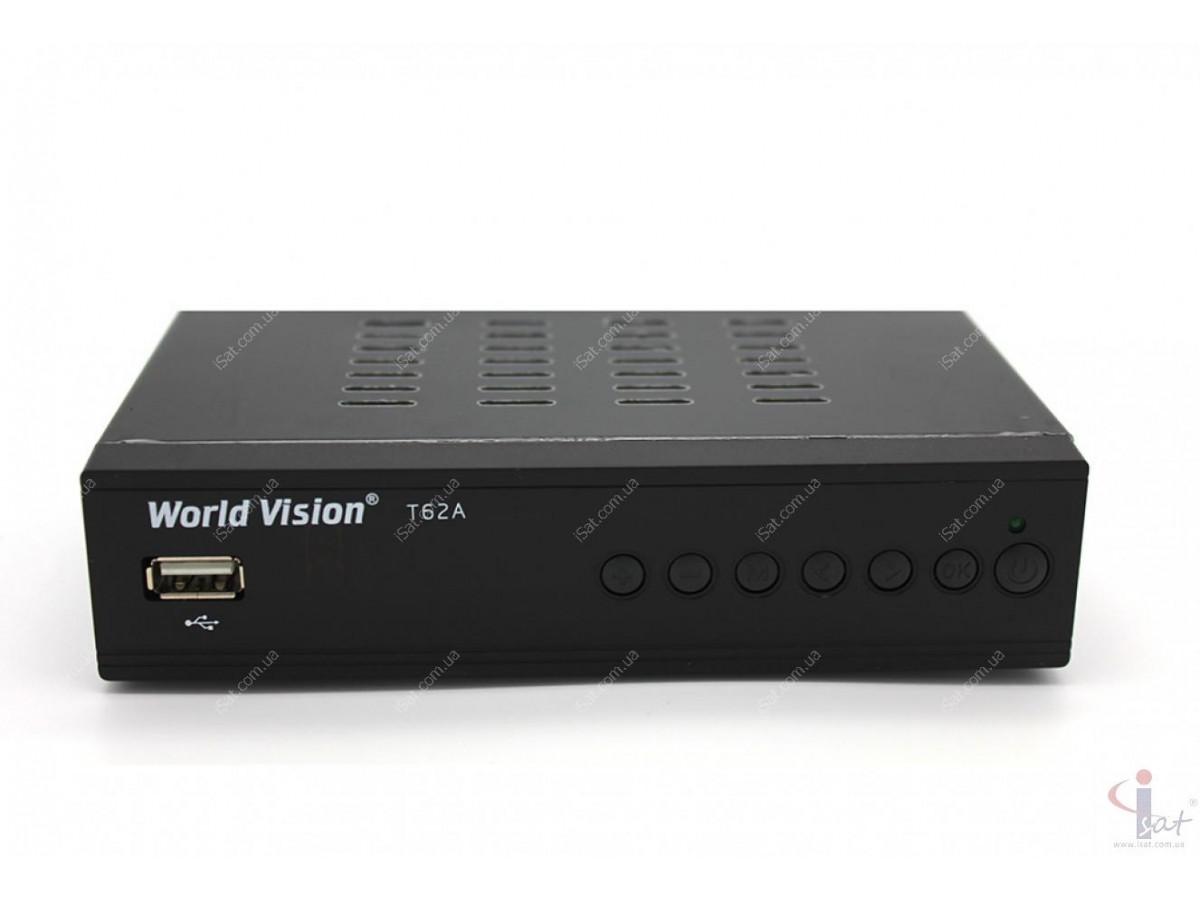 World Vision T62A (обучаемый пульт)