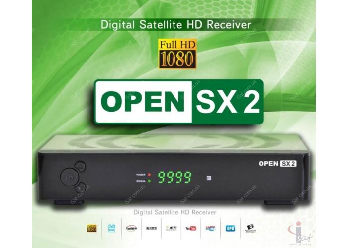 Open SX2 HD