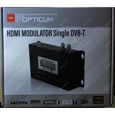 Телевизионный модулятор HDMI в DVB-T Opticum