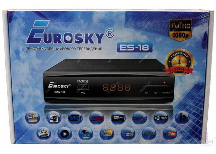 Eurosky ES-18 IPTV DVB-T2