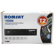 Romsat T8010HD