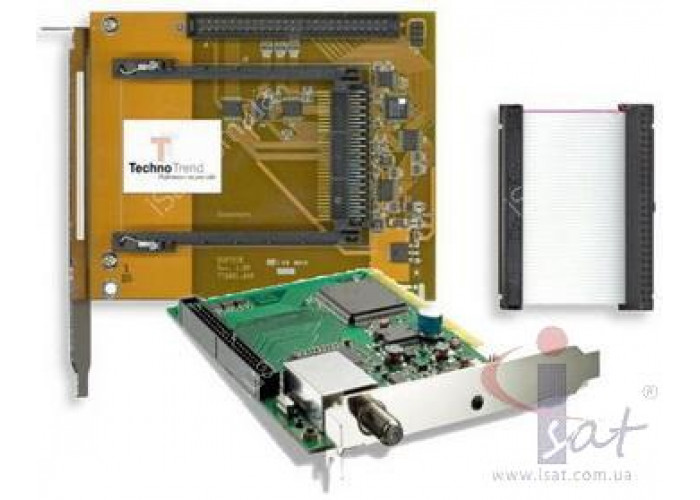 Technotrend TT S-3200 DVB S2 + CI интерфейс