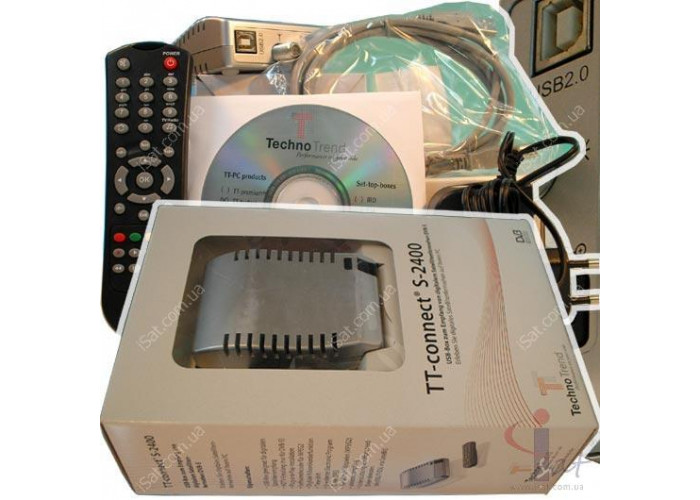 Sky Star 3 - Technotrend TT S-2400 USB 2.0