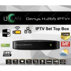 uClan Denys IPTV Plus H.265