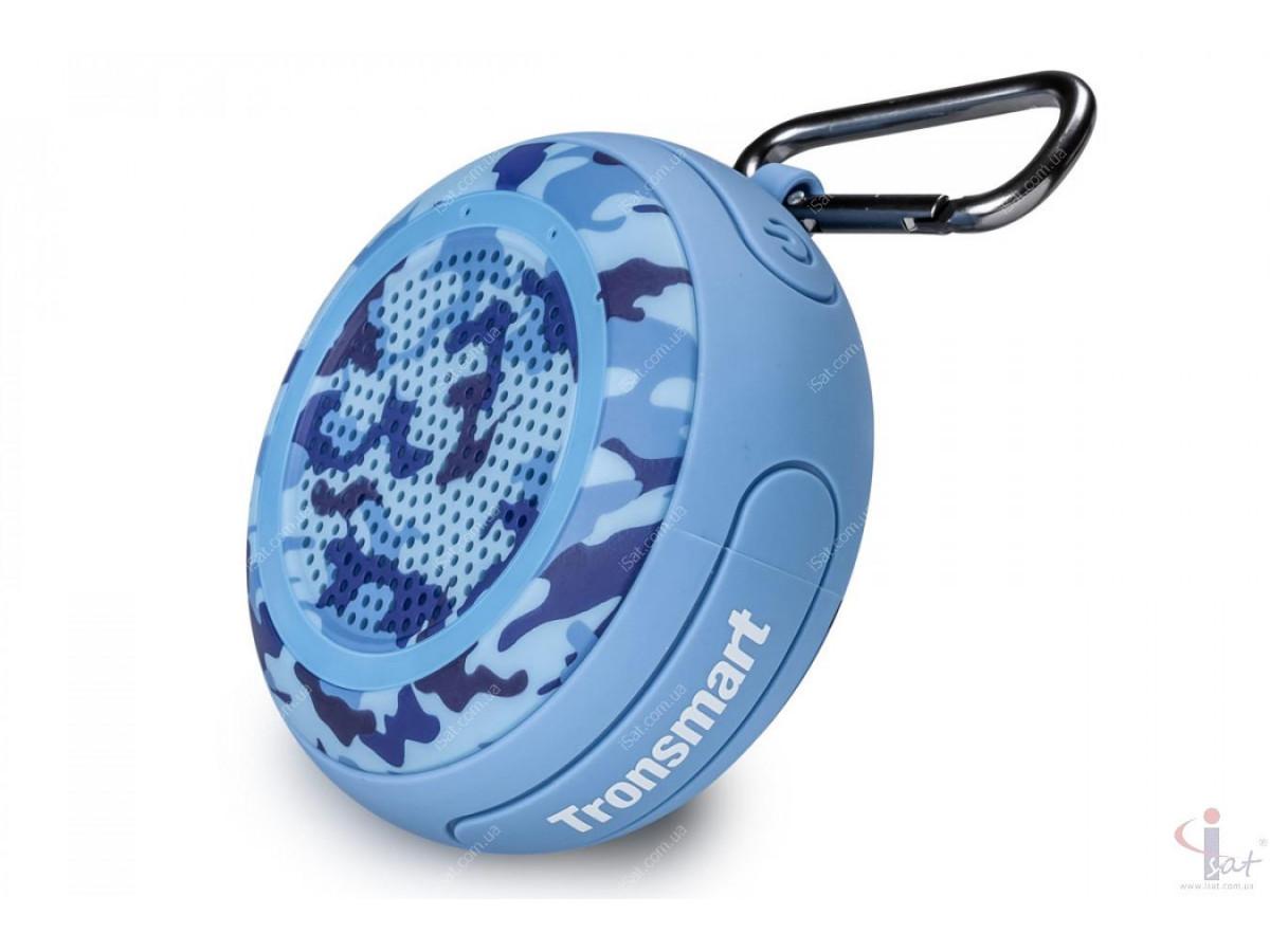 Tronsmart Element Splash Blue Bluetooth Waterproof