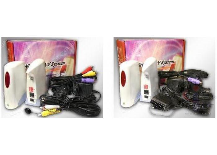 Видеосендер Wireless A/V System 2,4 ГГц