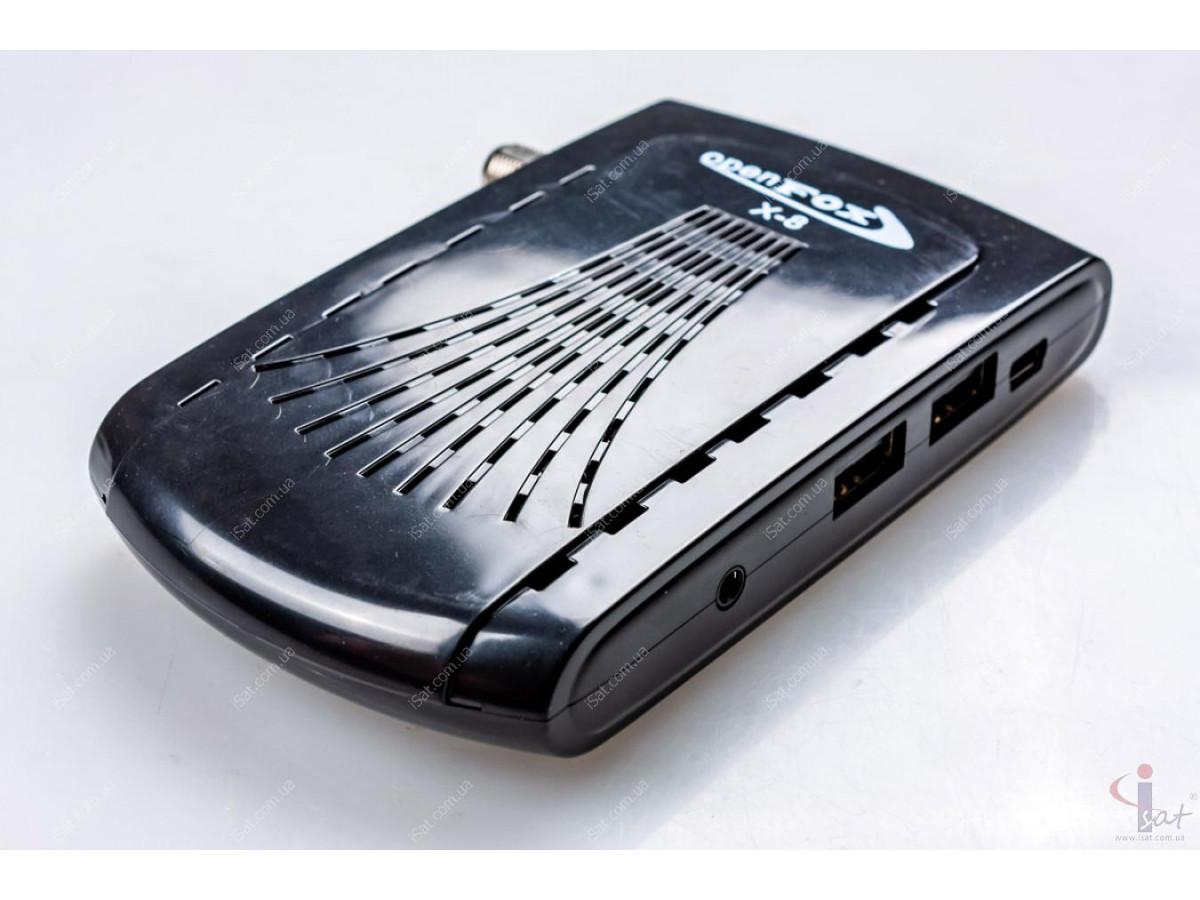 OpenFox X8 HD