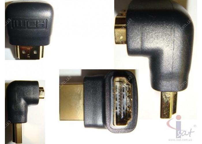 HDMI переходник угловой 270