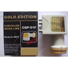 Конвертор Circular Quad Golden Edition CQP-01F