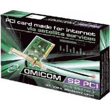 DVB-S2 PCI OMICOM