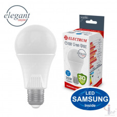 Лампа Electrum LED сфер. A65 15W PA LS-33 Elegant Е27 4000 теплый A-LS-1439