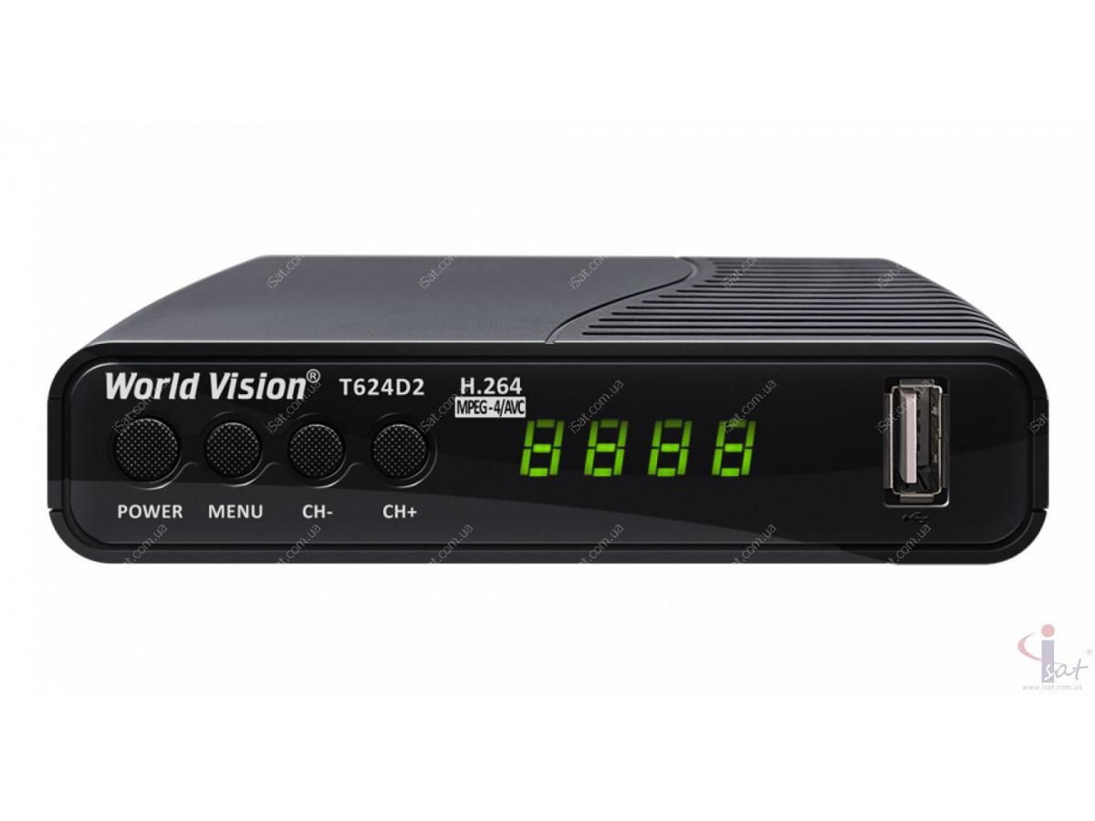 World Vision T624D2