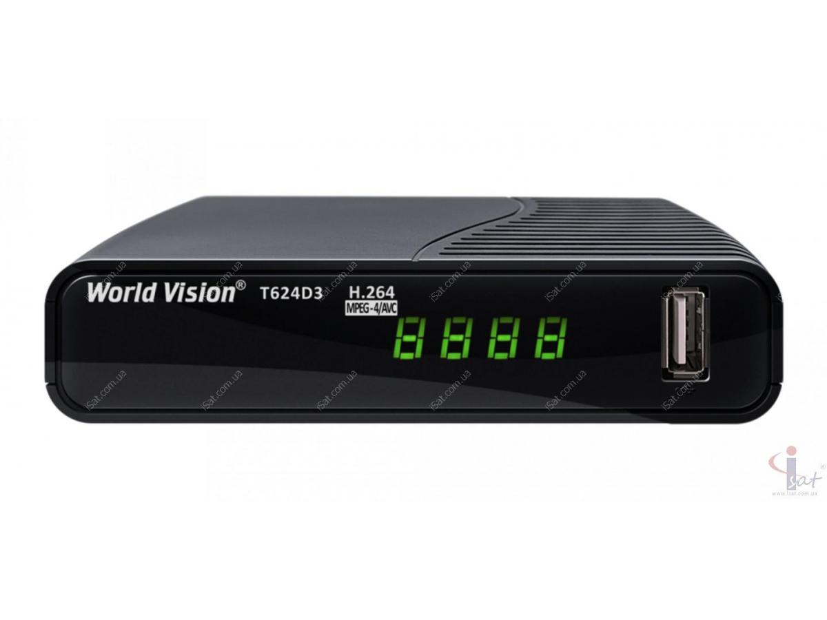 World Vision T624D3