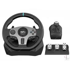 Игровой руль PXN V9