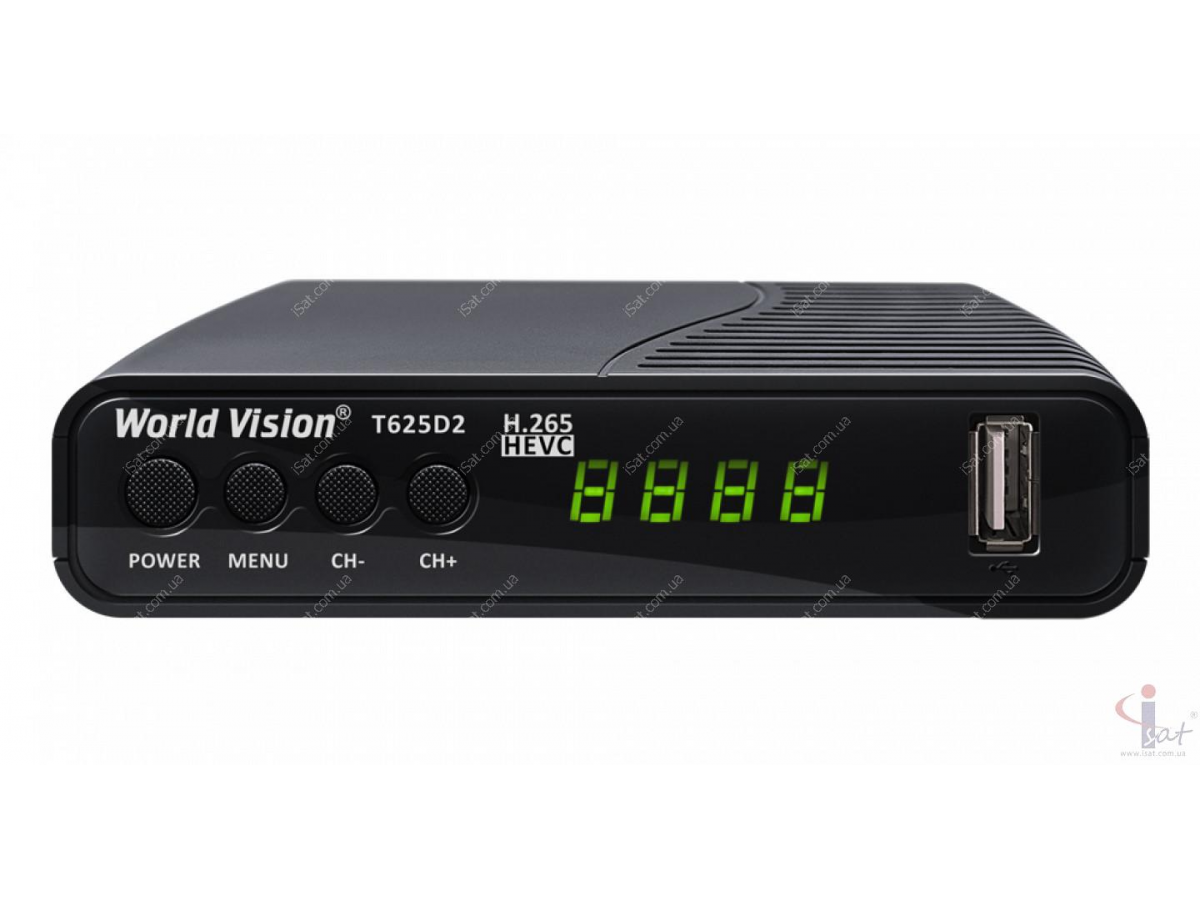 World Vision T625D2