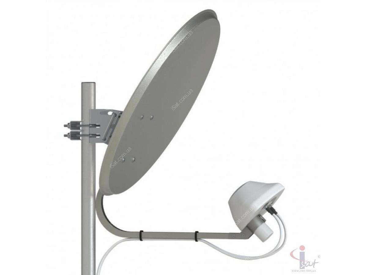 Офсетный облучатель UMO-3F MIMO 2x2 - 4G/3G (LTE1800/DC-HSPA+/LTE2600)