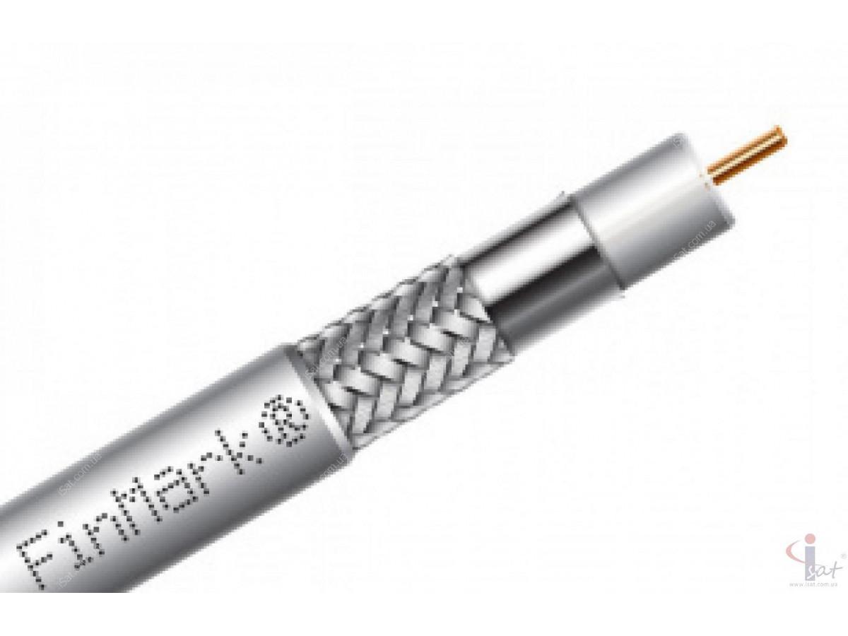 Кабель FinMark F690BV (305м) 75 Ом белый (Размотка)