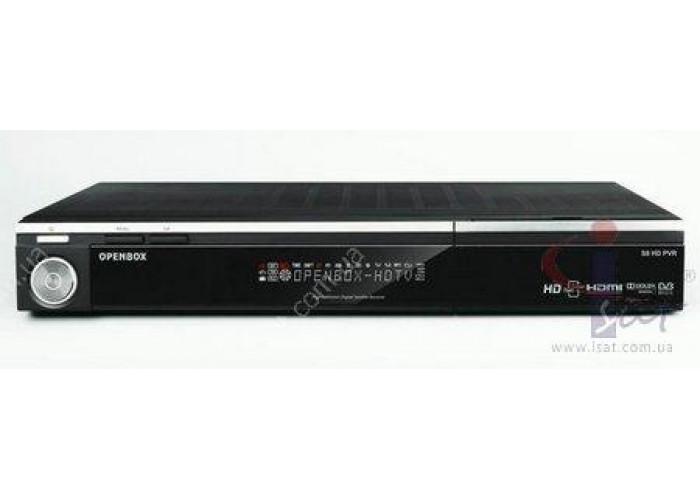 Спутниковый ресивер Openbox S8 HD PVR Black
