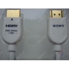 HDMI кабель 2 м SONY 3D 1.4 v.