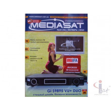 MEDIASAT №10(45)