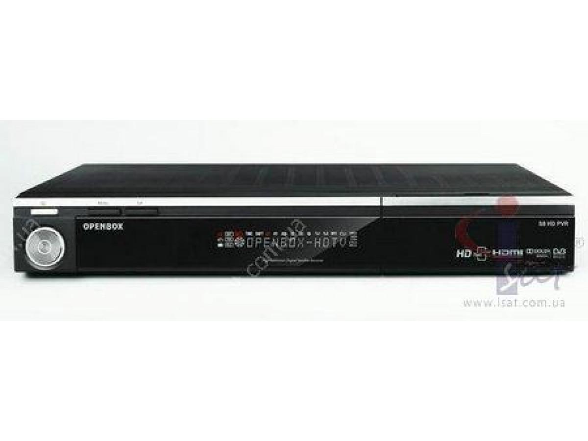 OPENBOX S8 HD PVR Black 1500Gb HDD