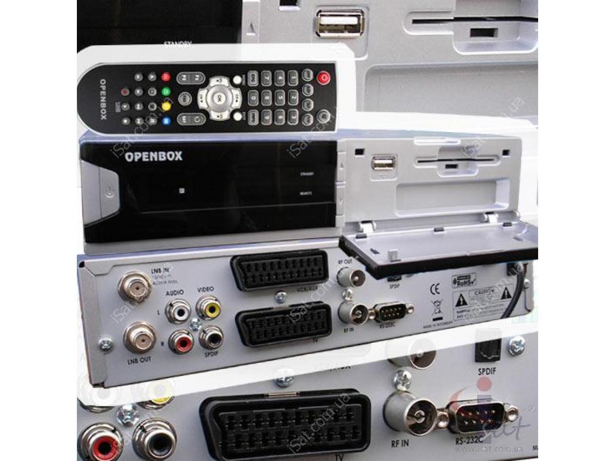 Openbox X-730PVR гарантия 2 года