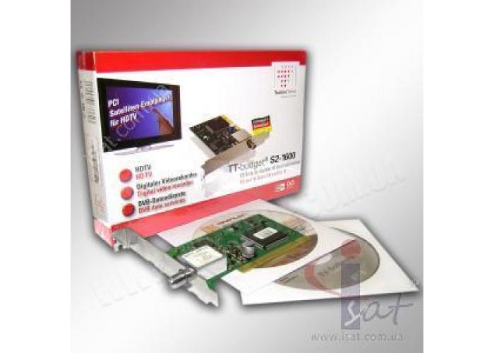 Technotrend TT S2-1600 DVB S2 HDTV