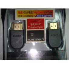 HDMI кабель 2 м SONY DLC-HD20P